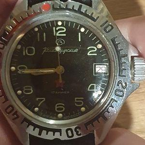CCCR watch 1989